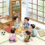 雨の日はトランプでババ抜き、漫画読んだり将棋を指したり。